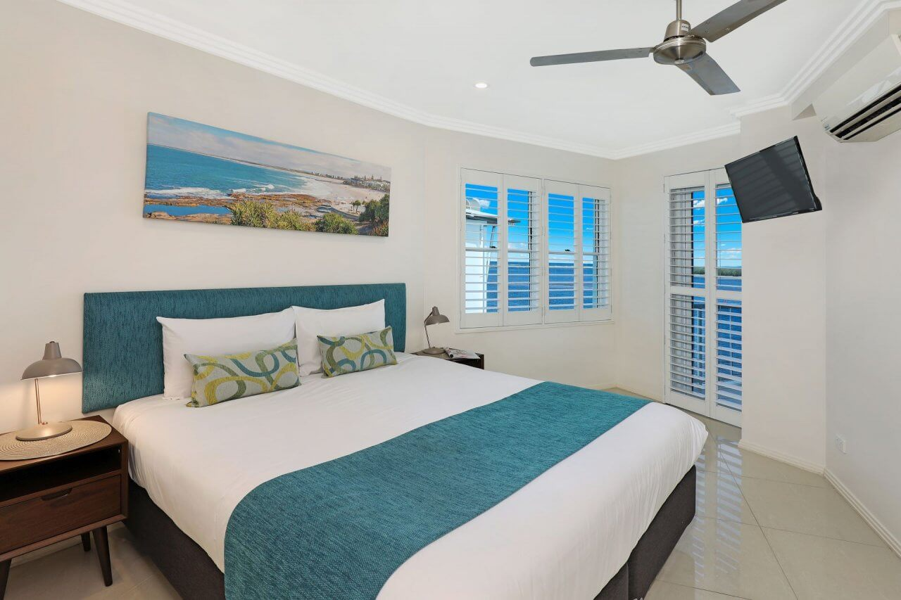 Penthouse 38, Master Bedroom